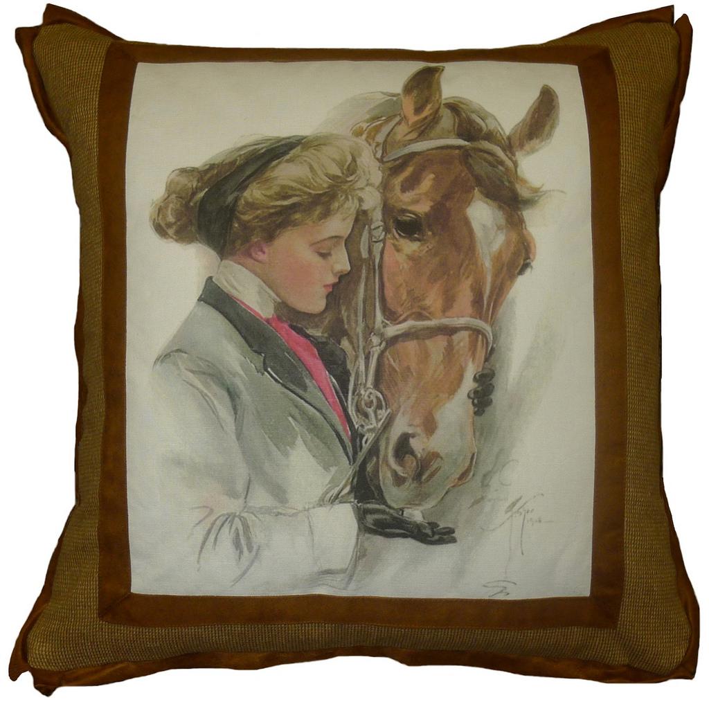 EDW Horse-Brown Image