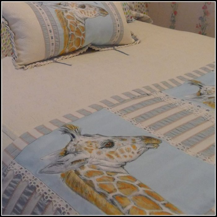 GB-Bed-Scarf or GB-Quilt Image