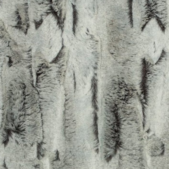 Fox Fur-gray Image