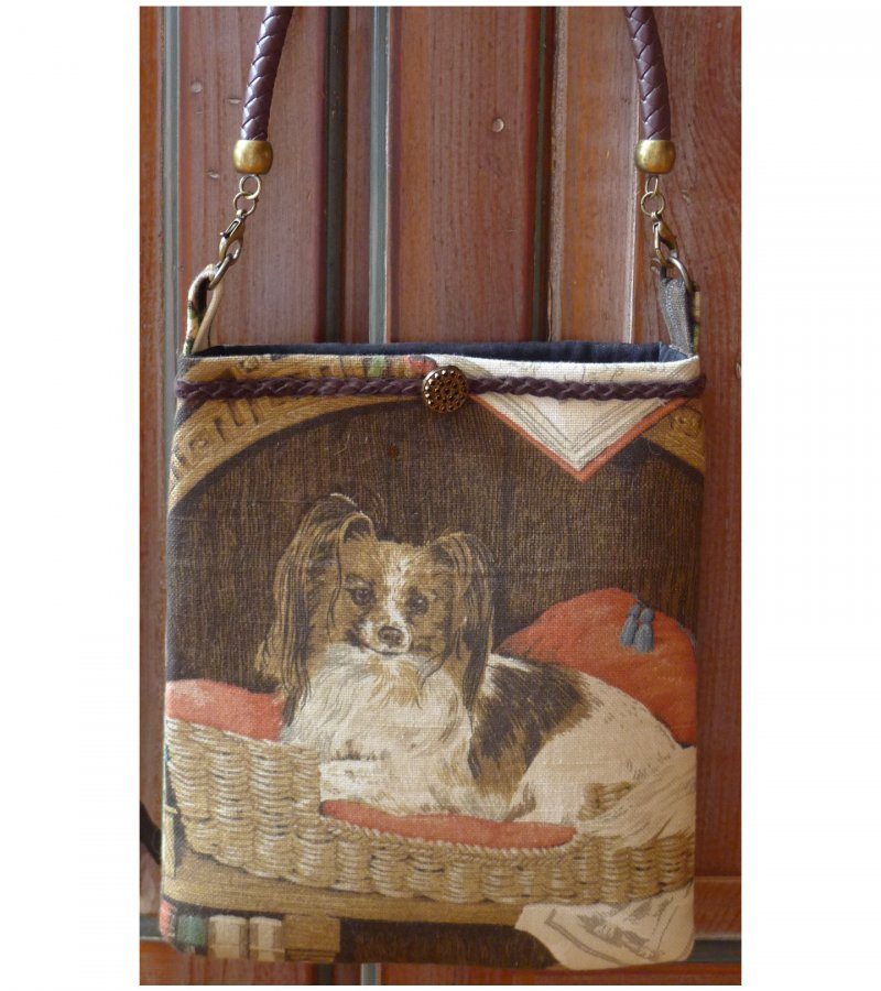 Doggy Purse - Papillion Image