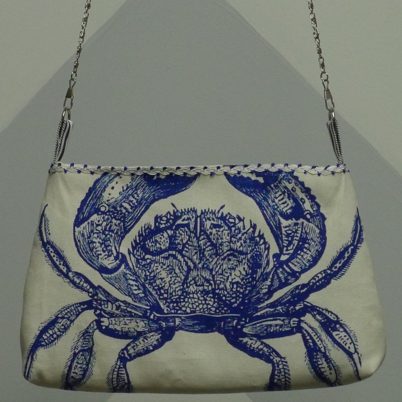 Nautical-Clutch-Crab Image