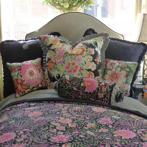 Floral and ToileBedding Collections